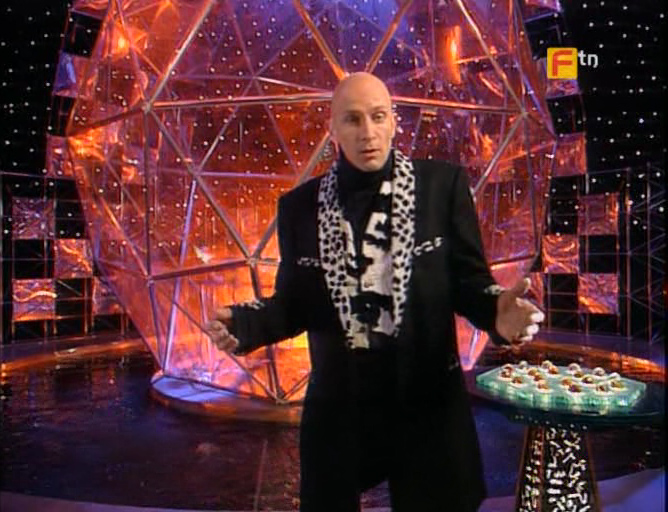 Crystal Maze (Season 3 Episode 13)