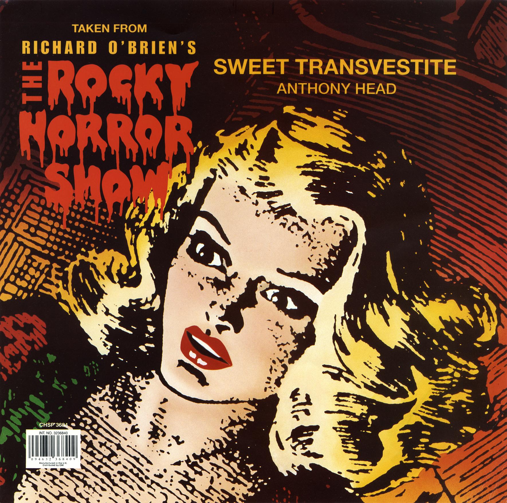 Sweet transvestite anthony