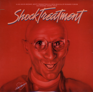 Shock Treatment Soundtrack LP (Front Cover)