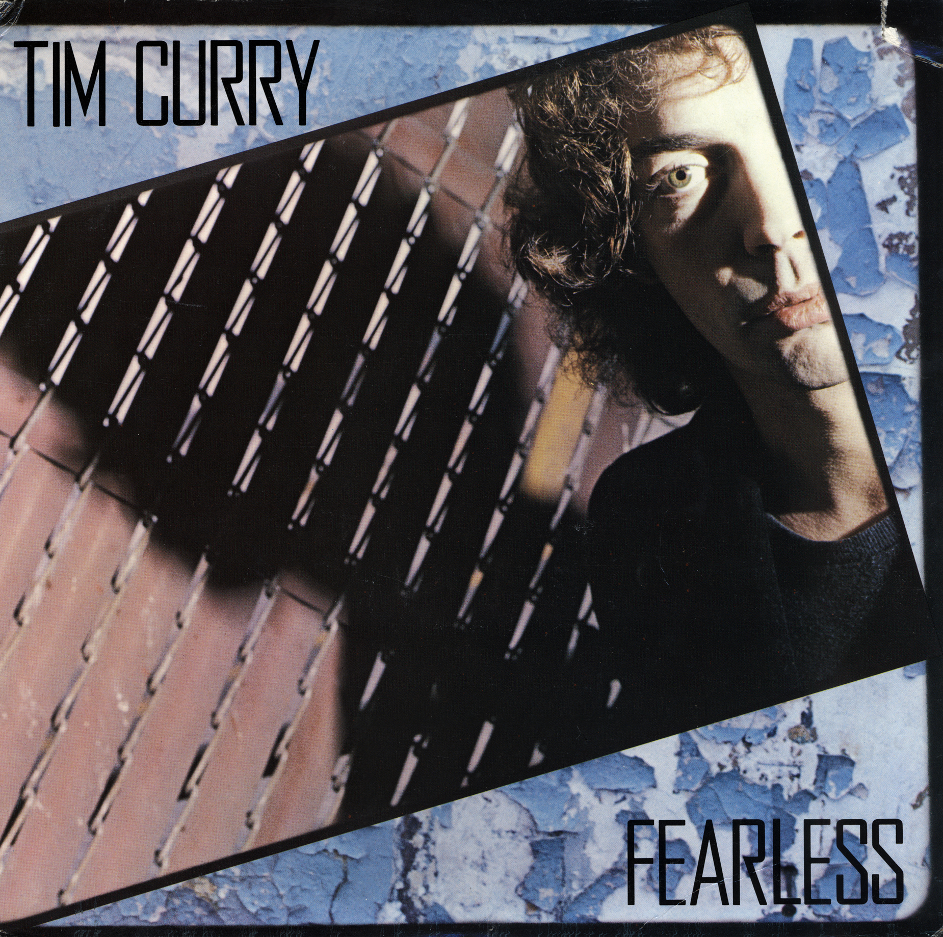 Cover Album of Tim Curry Fearless