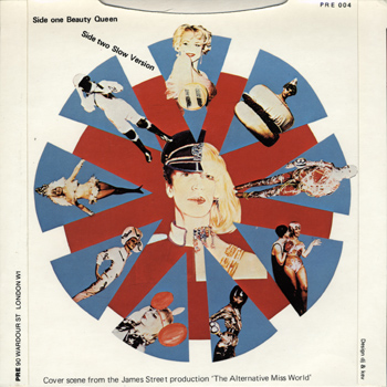 "Little Nell ""Beauty Queen"" 7"" Single (Back Cover)"