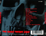 Rocky Horror Show, 1973 London Cast CD, Crimson Productions (Back Cover)