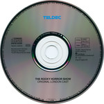 Rocky Horror Show, 1973 London Cast CD, Teldec Record Service (Compact Disc)