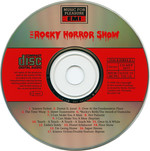 Rocky Horror Show, 1990 London Cast CD, EMI Records (Compact Disc)