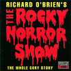 Rocky Horror Show, 1990 London Cast CD, EMI Records (Front Cover)