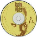 Absolute O'Brien CD, Oglio Records (Compact Disc)