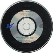 "Anthony Head ""Sweet Transvestite"" CD Single (Compact Disc)"