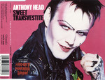"Anthony Head ""Sweet Transvestite"" CD Single (Front Cover)"