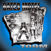 "Bates Motel ""Tales of Ordinary Madness"" CD (Front Cover)"