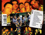 "Me First And The Gimme Gimmes ""Are a Drag"" CD (Back Cover)"
