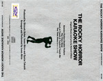 """The Rocky Horror Karaoke Show"" CD Single (Back Cover)"