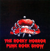 The Rocky Horror Punk Rock Show CD (Front Cover)