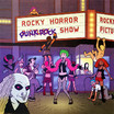 The Rocky Horror Punk Rock Show CD (Liner Notes Back)