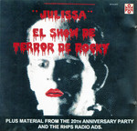 El Show De Terror De Rocky, 1976 Mexican Cast Bootleg CD-R (Front Cover)