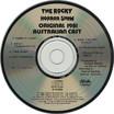 Rocky Horror Show, 1981 Australian Cast CD (Compact Disc)