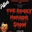 Rocky Horror Show, 1981 Australian Cast CD (Front Cover)
