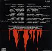 Rocky Horror Show, 1981 Australian Cast CD (Liner Notes Back)