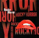 Rocky Horror Show, 1995 Icelandic Cast CD (Front Cover)