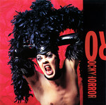 Rocky Horror Show, 1995 Icelandic Cast CD (Liner Notes Back)