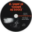 El Show De Terror De Rocky, 2001 Peruvian Cast CD (Compact Disc)