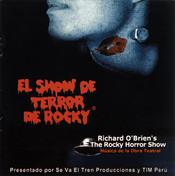 El Show De Terror De Rocky (Peruvian Cast)