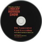 Rocky Horror Show, 2005 Vancouver Cast CD (Compact Disc)