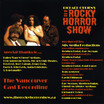 Rocky Horror Show, 2005 Vancouver Cast CD (Liner Notes Back)