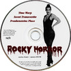 Rocky Horror Show, 1995/96 Danish Cast CD Single (Compact Disc)