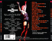 Rocky Horror Show, 2001 Broadway Cast CD (Back Cover)