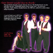 "Stanford Fleet Street Singers ""All the Rage"" CD (Liner Notes)"