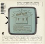 TW2K: Time Warp Two Thousand CD (Back Cover)