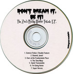 "The Zou ""Don't Dream It, Be It! (The Zou's Rocky Horror Tribute E.P.)"" CD-R (Compact Disc)"