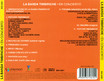 "Timbiriche ""En Concierto"" CD (Back Cover)"