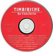 """Timbiriche """"En Concierto"""" CD (Compact Disc)"""