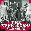 "Transexual Glamour ""The Transexual Glamour"" CD (Front Cover)"
