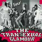 """Transexual Glamour """"The Transexual Glamour"""" CD (Front Cover)"""