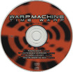 "Warp Machine ""Time Warp"" CD Single (Compact Disc)"
