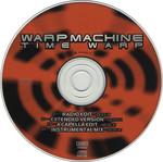 "Warp Machine ""Time Warp"" CD Single (Compact Disc)"