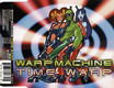 "Warp Machine ""Time Warp"" CD Single (Front Cover)"