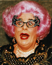 Barry Humphries (Dame Edna Everage)
