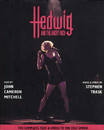 Hedwig and the Angry Inch Play (Book Front Cover)