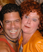 Frankie Goes To Hollywood Convention (Bob Simon and Patricia Quinn)