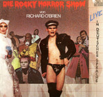 Die Rocky Horror Show, 1980 Essen Germany Cast LP (Front Cover)