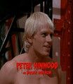 Rocky Horror Picture Show Credits (Peter Hinwood as Rocky Horror)