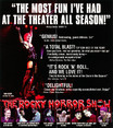 Rocky Horror Show, 2001 Broadway Cast Flyer (Inside)
