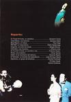 El Show De Terror De Rocky, 2001 Peruvian Cast Program (Contents Page 1)