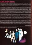 El Show De Terror De Rocky, 2001 Peruvian Cast Program (Contents Page 5)