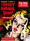 Rocky Horror Show Vocal Selections Book & Sing-Along CD (Front Cover)