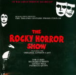 Rocky Horror Show, 1973 London Cast LP, Dojo Records (Front Cover)