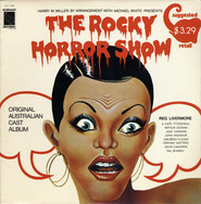 The Rocky Horror Show (Original Australian Cast)